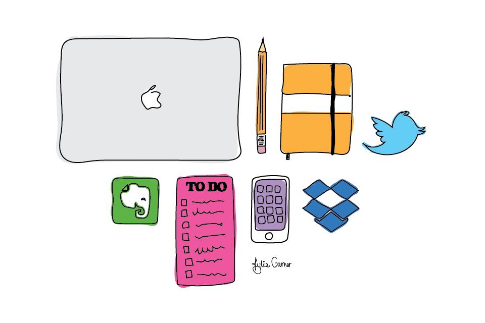 Freelance design business tools | Kylie Garner, Kreatology