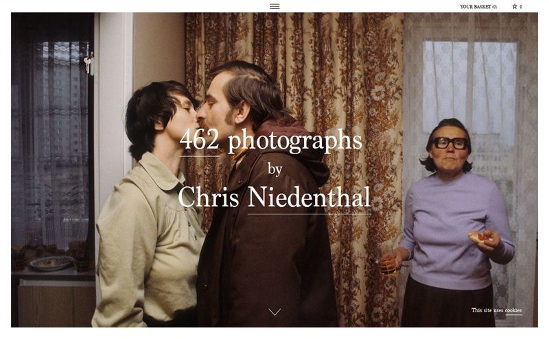 Best Photography Websites // Chrisnie Denthal
