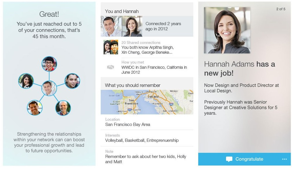 LinkedIn-Connected-Screenshots