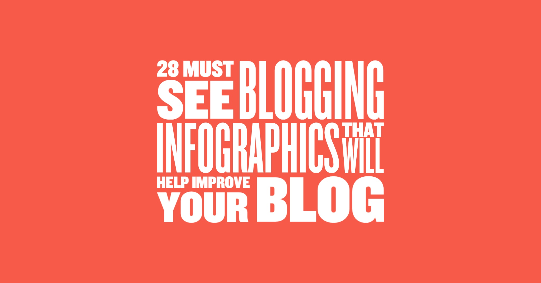 Blogging Infographics